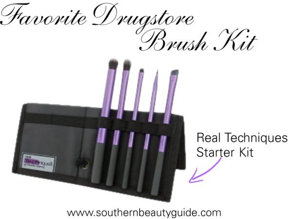 Favorite Drugstore Brush Kit