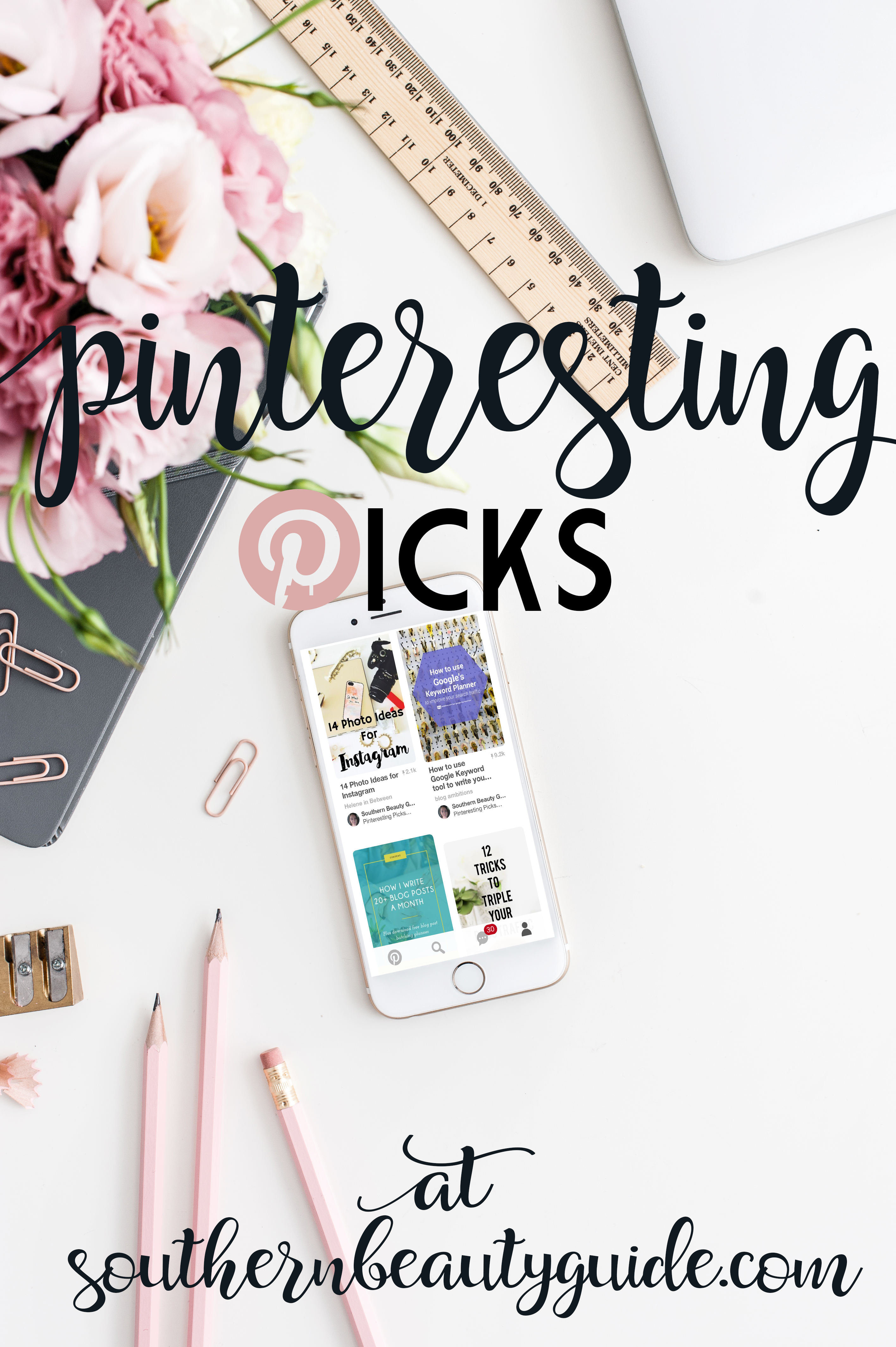 Pinteresting Picks Wednesday Blog Tips Post Ideas Southern Beauty Guide