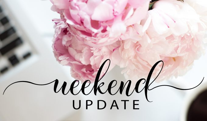 Weekend Update: Retail Therapy & More!