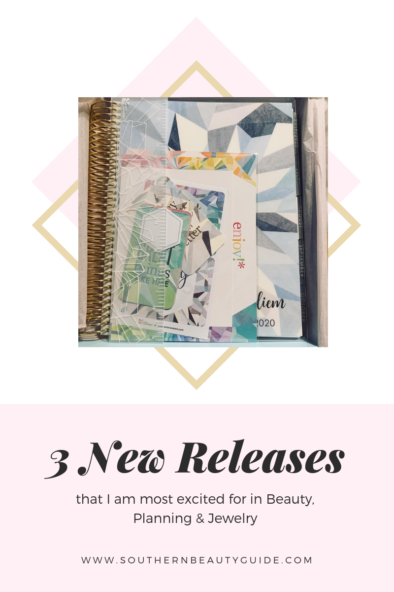 3 New Releases I am most excited for in Beauty, Planning & Jewelry!