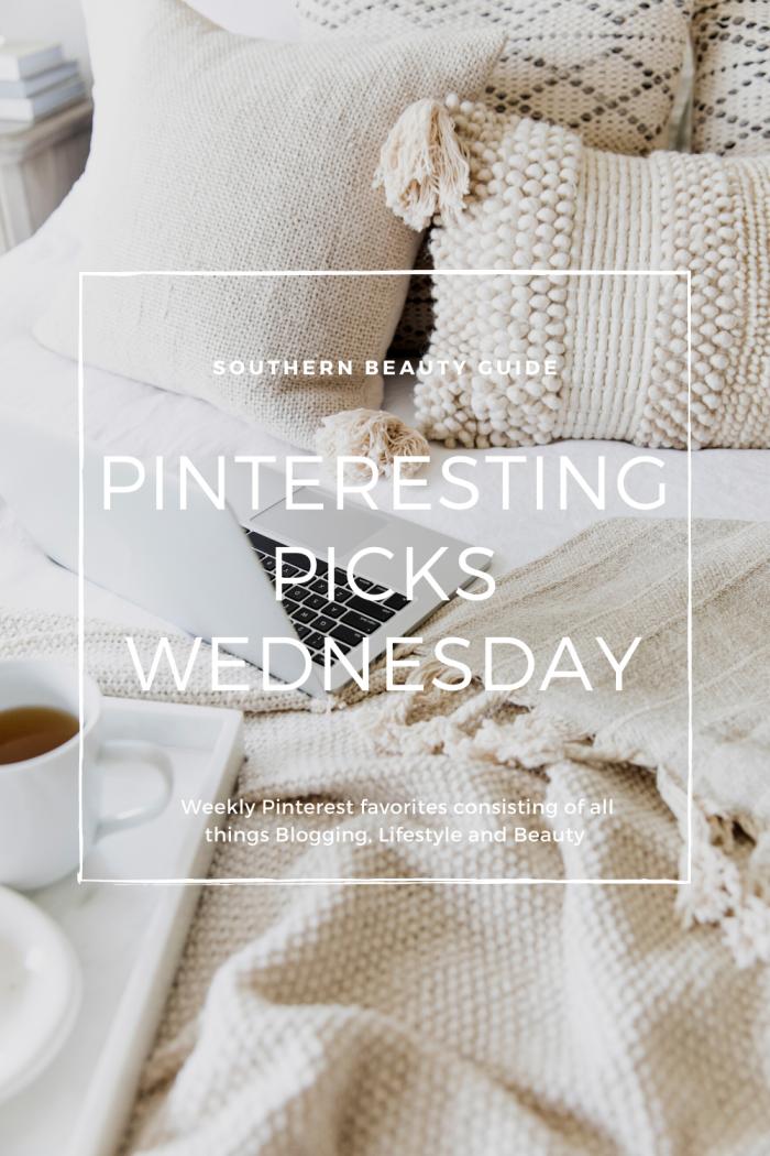 Pinteresting Picks Wednesday!